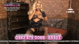 Danni Harwood Babestation Catch-up Show